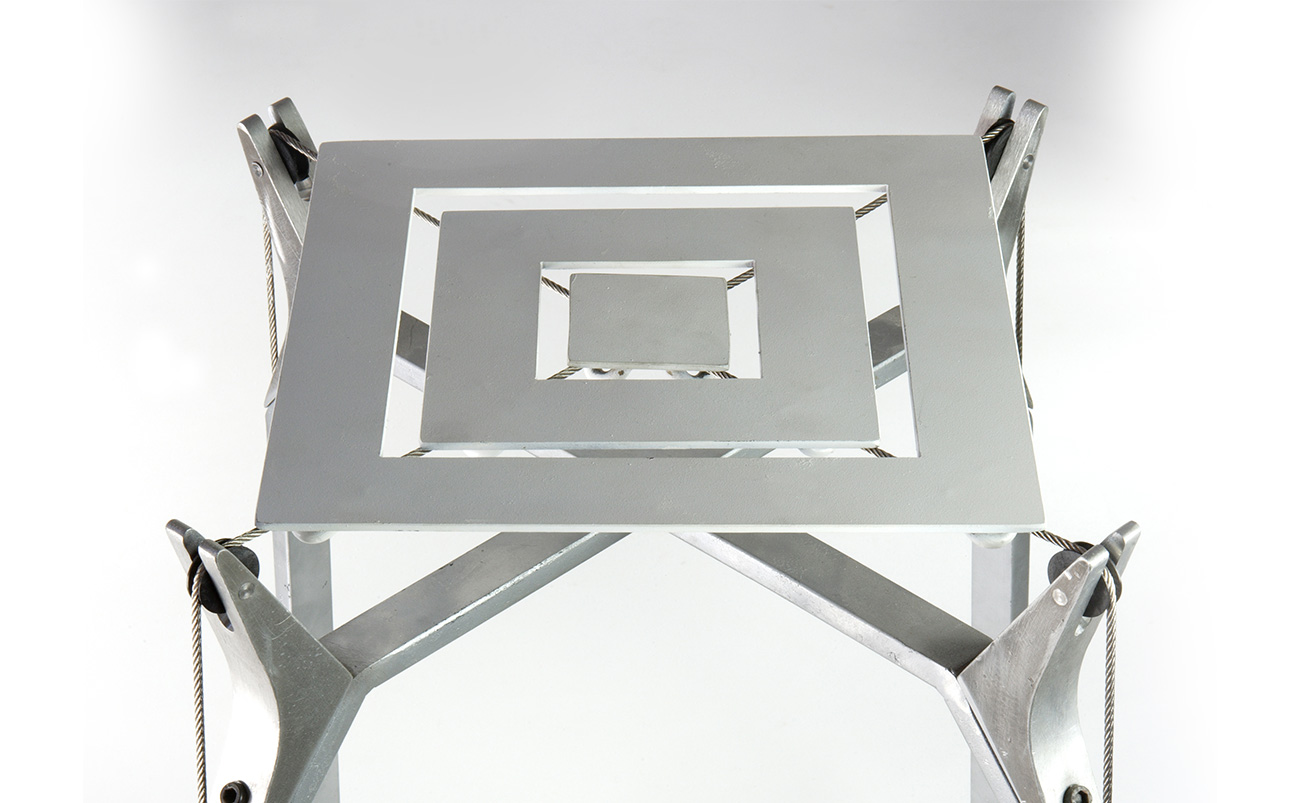 ox stool furniture steel suspension innovation design extrem x intentions
